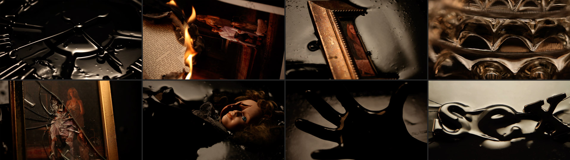 Salem Jones FX American Horror Story Motion Graphics Promo